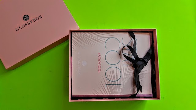 first look august glossybox