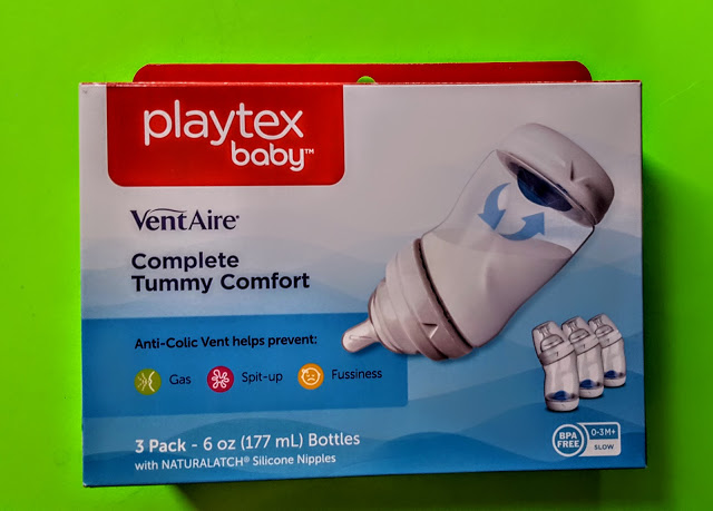 playtex vent aire 3 pack