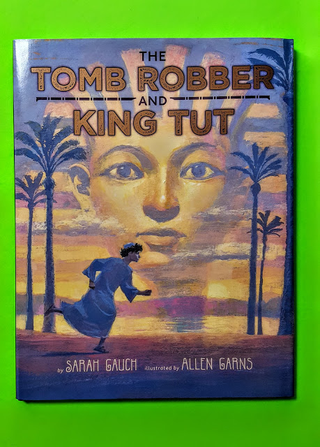 the tomb raider and king tut