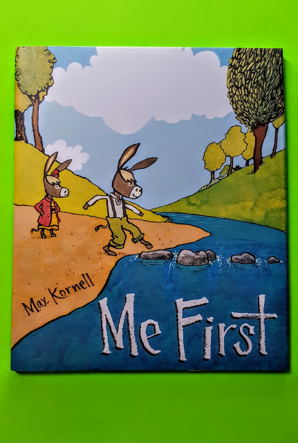 me first by max kornell