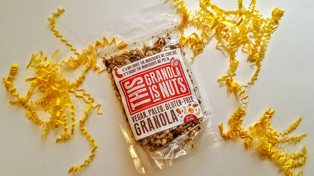 this granola is nuts