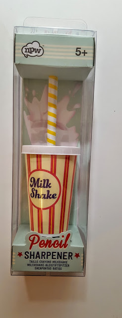milk shake pencil sharpener