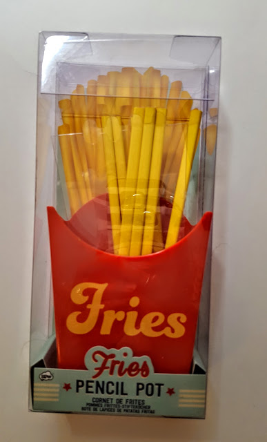 npw french fry pencil pot