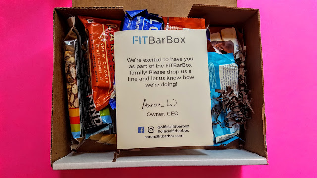 first look in the fit bar box