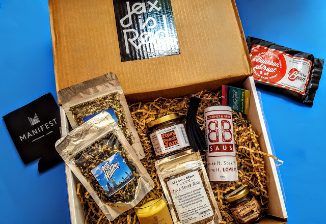 what's in the swanky explorers box