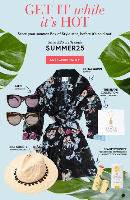 box of style $25 off coupon