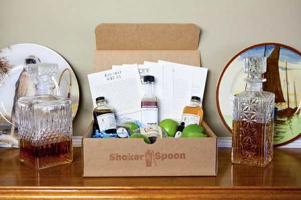 alcohol subscription boxes