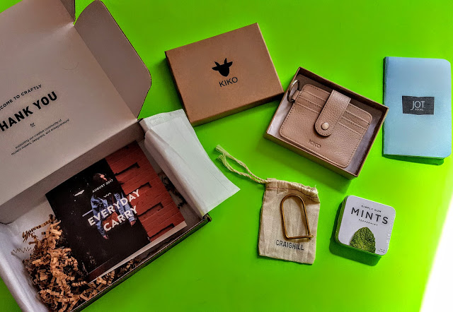 what's in the craftly box