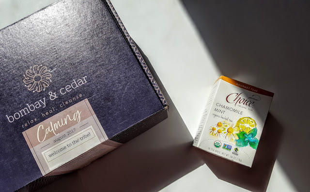 choice teas chamomile mint