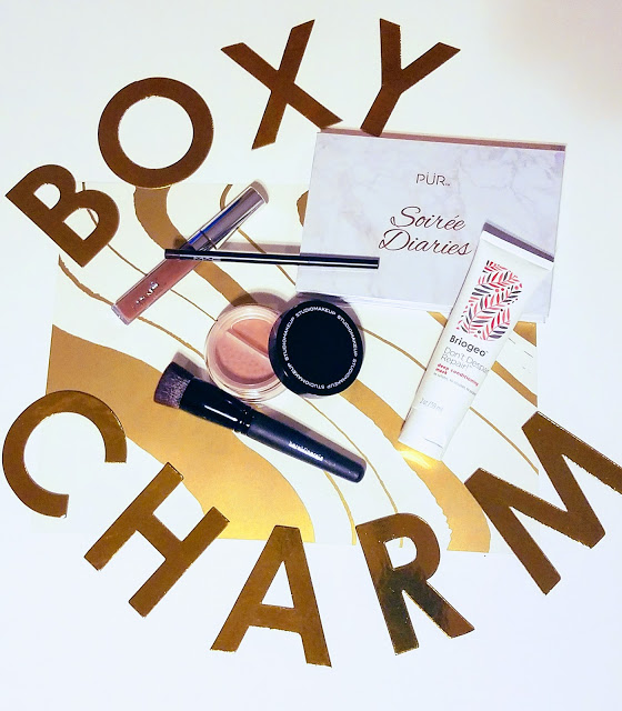 what's in the september boxycharm