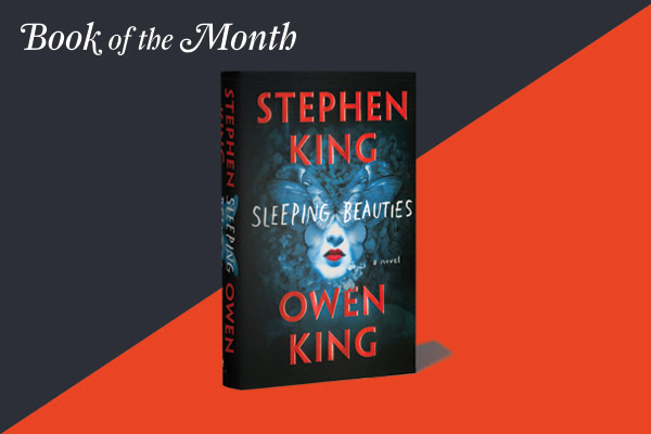 free stephen king book of the month