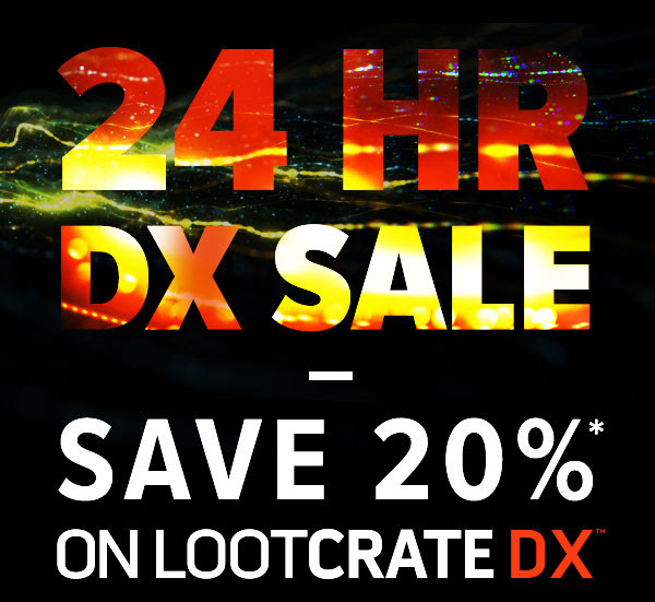loot crate dx sale