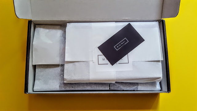 first look in the minimal box