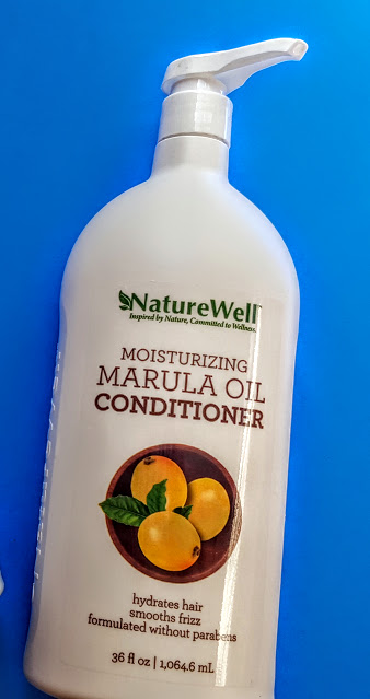 naturewell marula oil conditioner