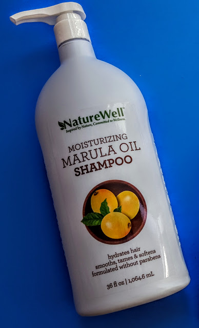 naturewell marula oil shampoo