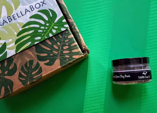 satellite soap co french green clay mask