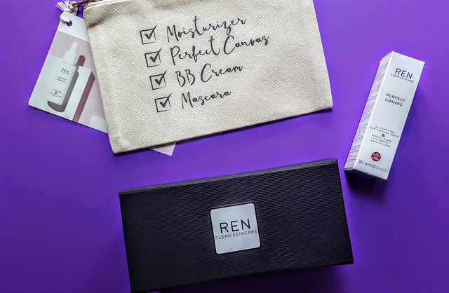 ren skincare perfect canvas review