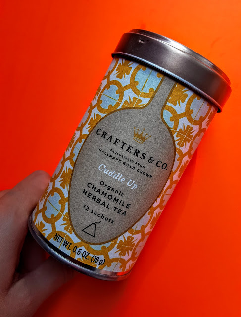 crafters & co cuddle up tea