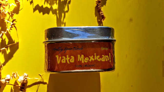 healthy spice blends vata mexican
