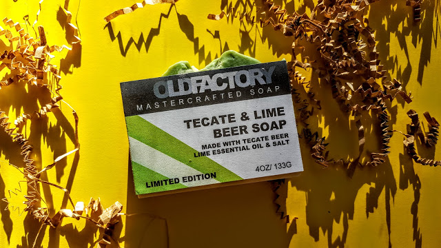 oldfactory mastercrafted soap