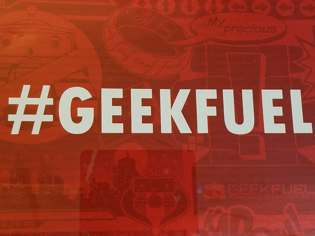 geek fuel subscription box review