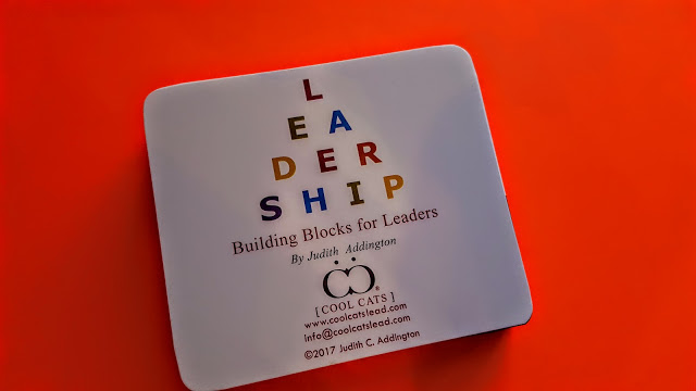 building blocks for leaders card game