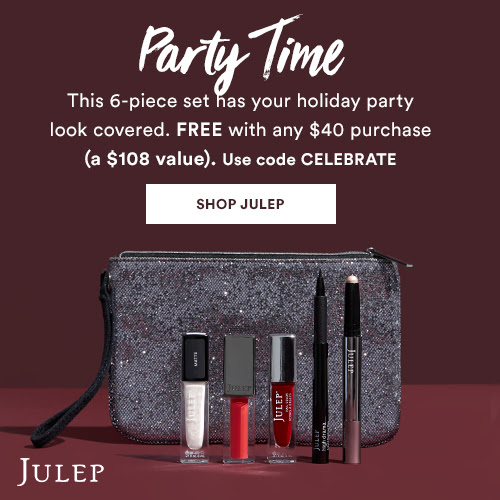 julep gift with purchase