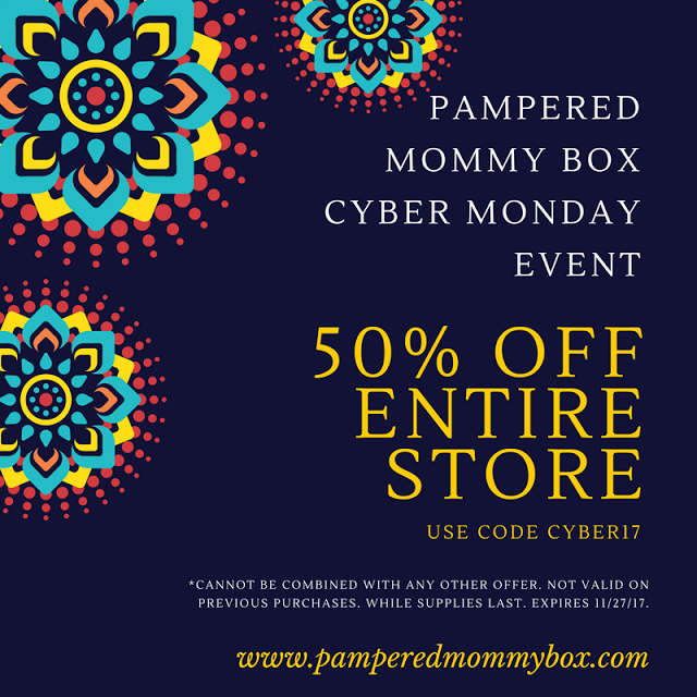 pampered mommy cyber monday