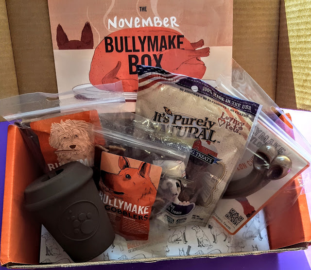what's in the bullymake box