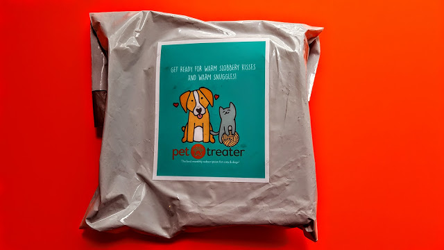 pet treater subscription box review