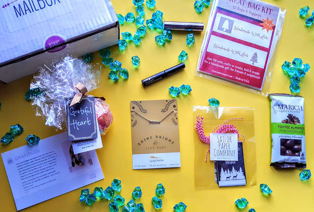 what's in the mommy mailbox subscription