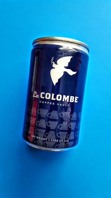 la colombe the coffee vault can