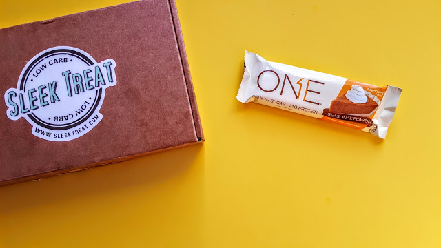 oh yeah! nutrition one bar