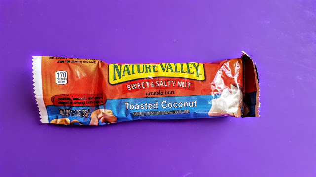 nature valley sweet & salty nut