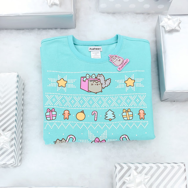 pusheen winter box spoiler