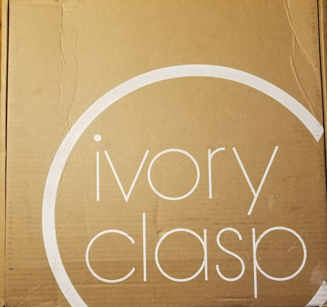 ivory clasp december review