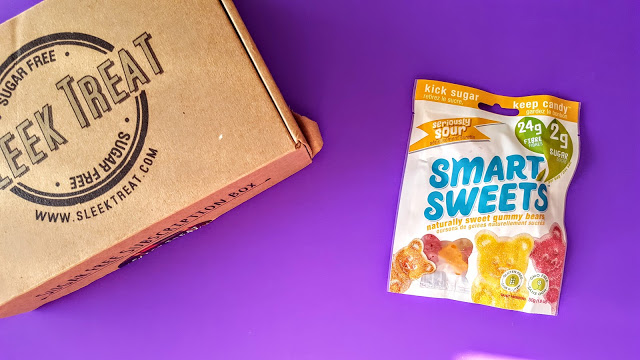 smart sweets seriously sour gummies