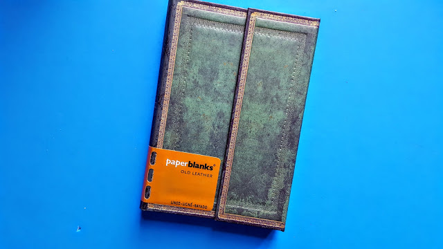paperblanks old leather journal