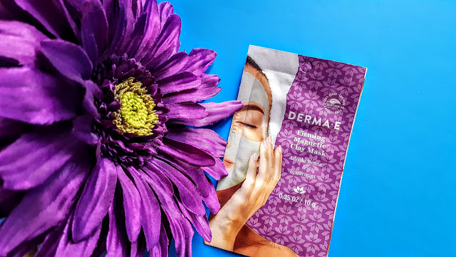 derma e magnetic clay mask review