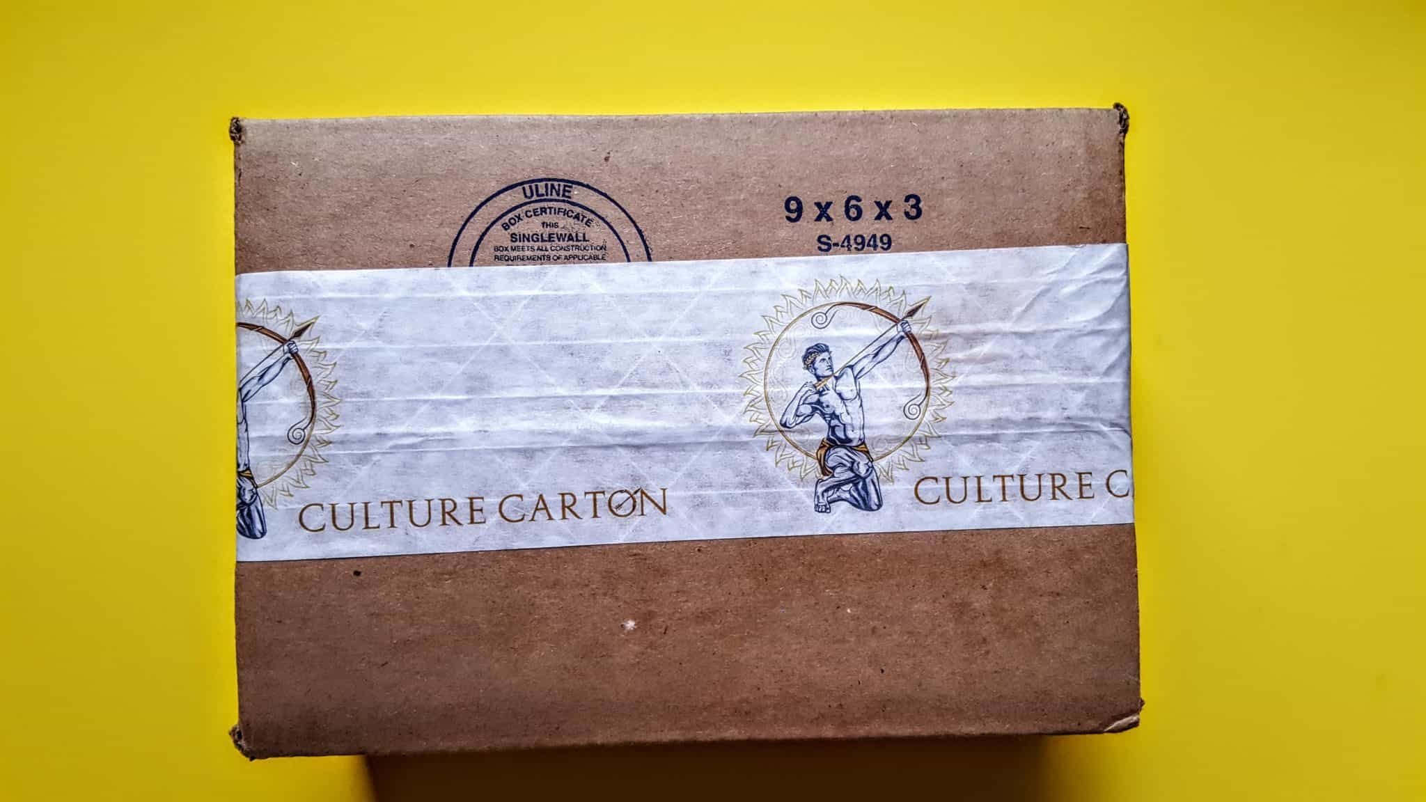 culture carton january review