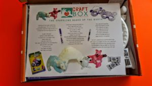 first look in the we craft box
