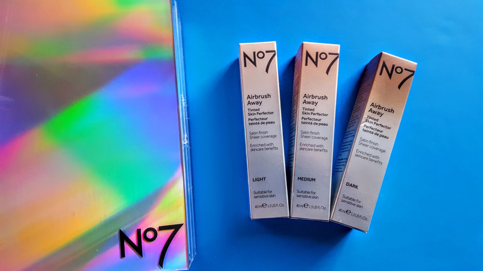 no7 airbrush away skin perfector review