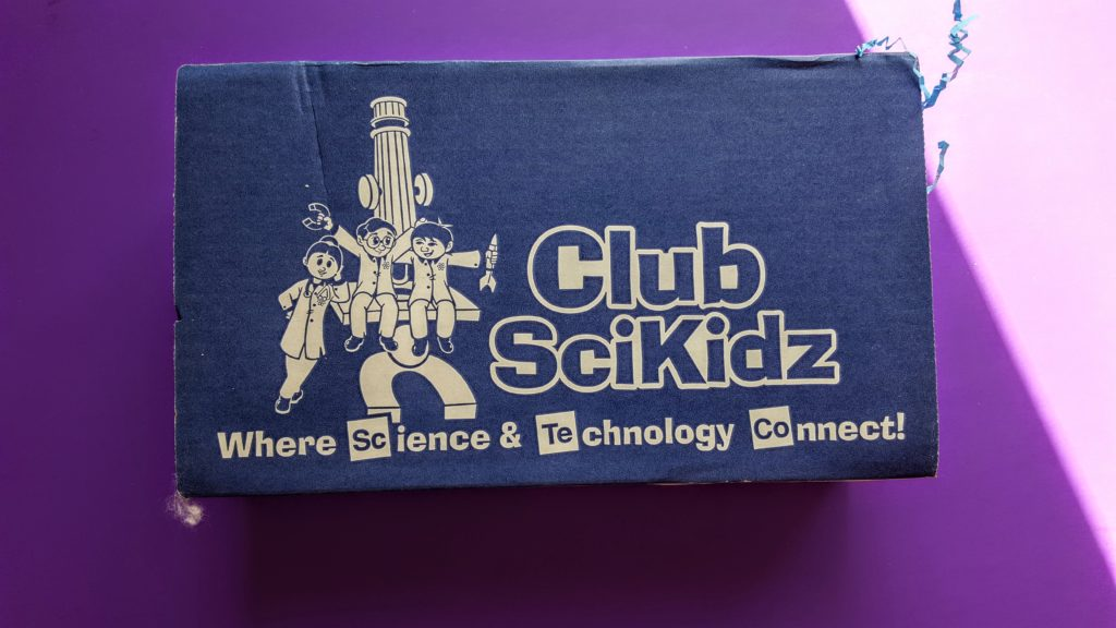 club sci kidz review