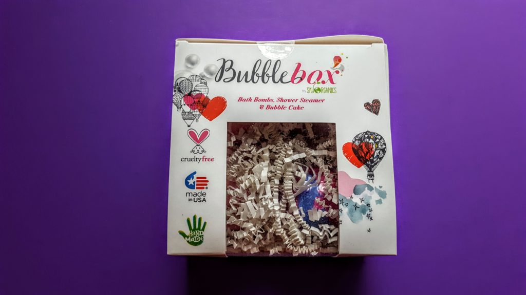 sky organics bubble box review