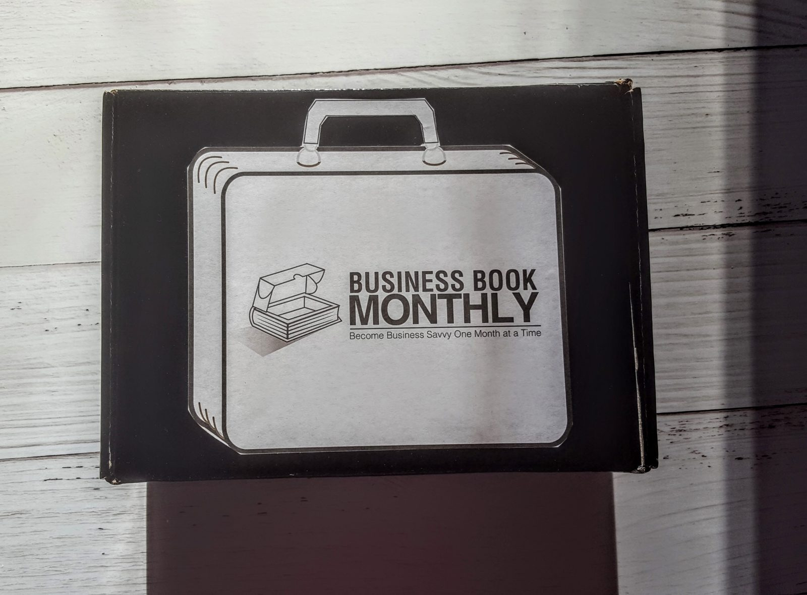 business book monthly review