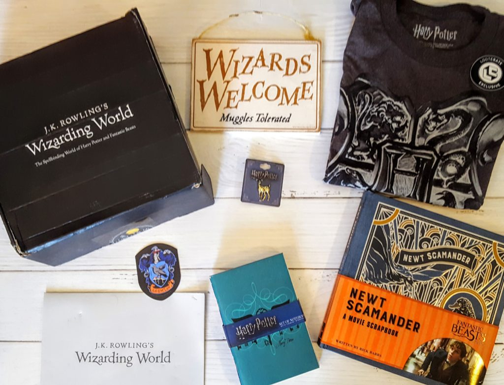 wizarding world crate review
