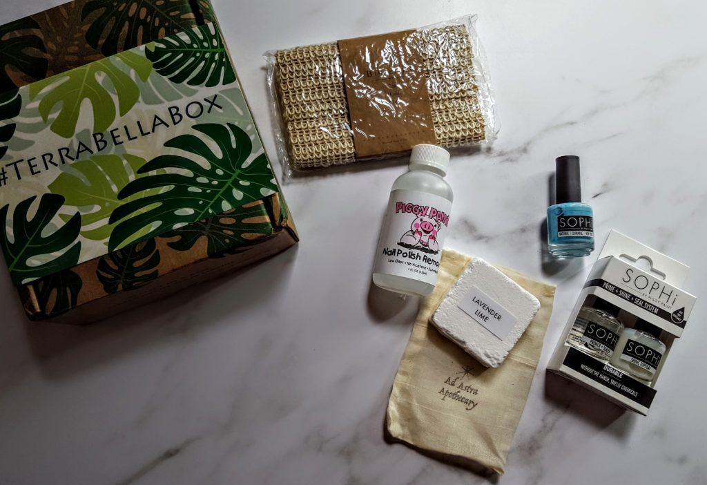 march terra bella box