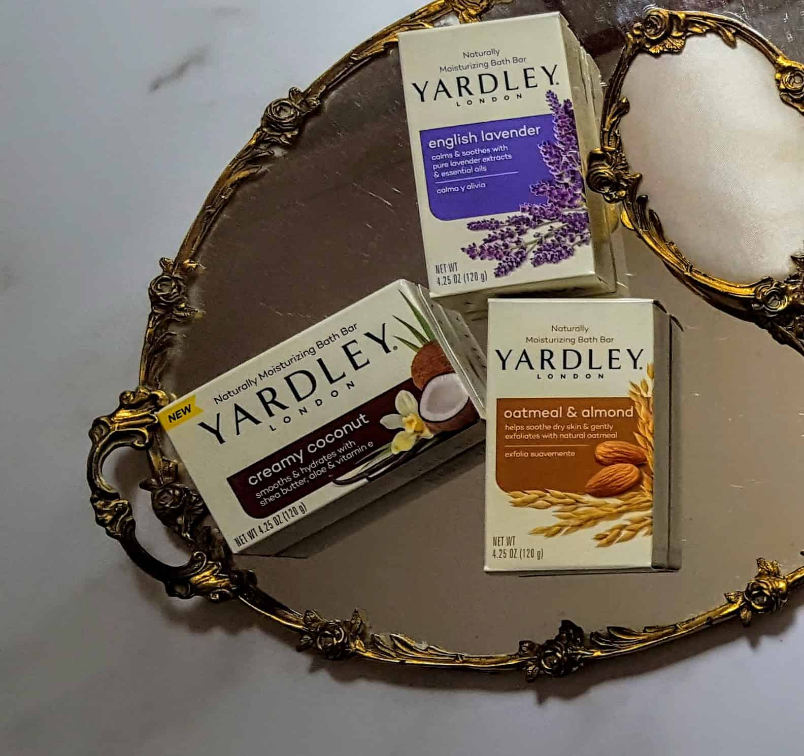 yardley soap review