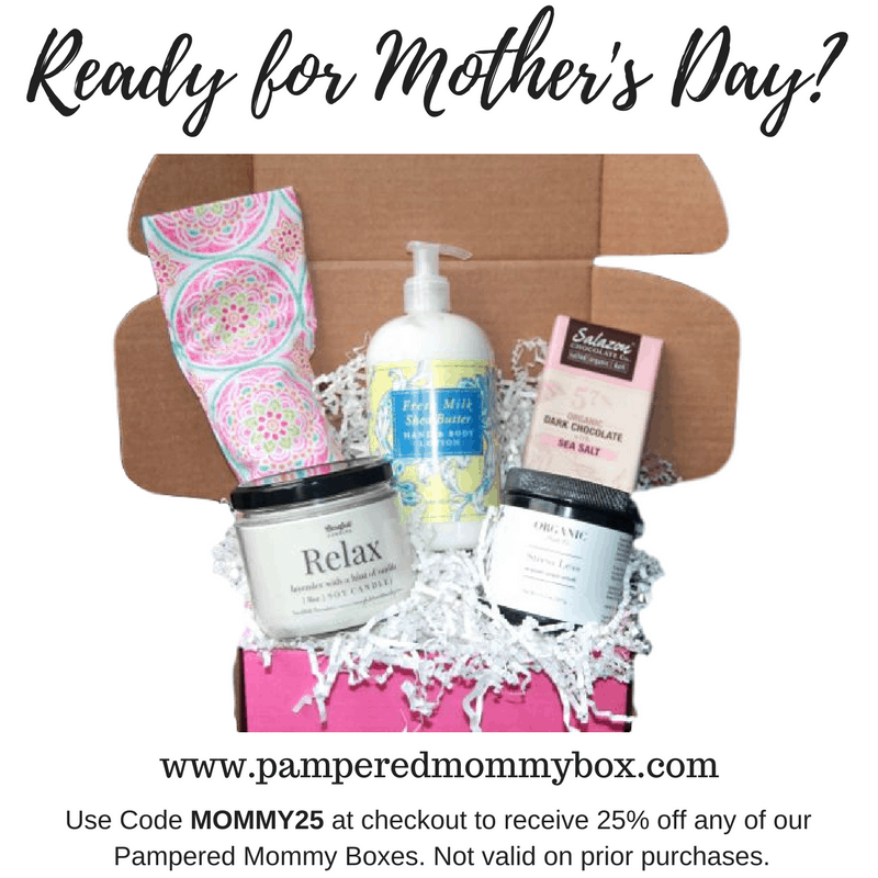 pamered mommy box coupon