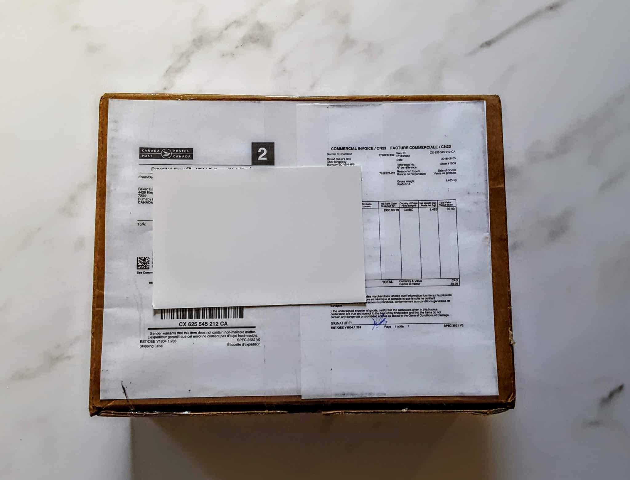baked bakers box review